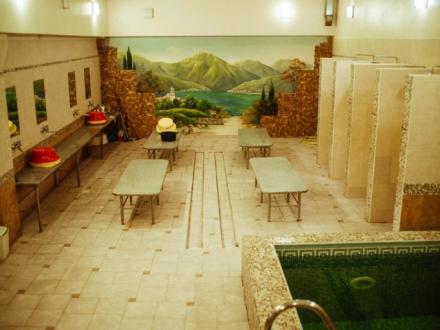 Общественная баня в Курске, на ул. 2-я Рабочая 3А